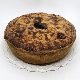 Grande tarte au riz macaron